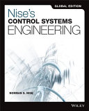 Nise s Control Systems Engineering