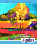 Beginning Algebra Value Pack  Includes Math Study Skills   Mathxl 12 Month Student Access Kit