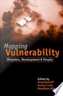 Mapping Vulnerability Book