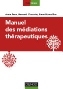 Pdf Manuel des médiations thérapeutiques - 2e éd. Telecharger