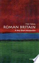Roman Britain A Very Short Introduction