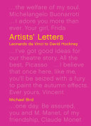 Artists  Letters