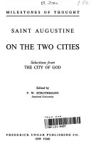 On The Two Cities Book