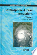 Atmosphere-ocean Interactions