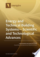 Energy and Technical Building Systems   Scientific and Technological Advances Book
