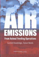 Air Emissions from Animal Feeding Operations: