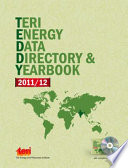 TERI Energy Data Directory & Yearbook (TEDDY) 2011/12