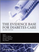 The Evidence Base for Diabetes Care