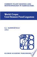 World crops: Cool season food legumes