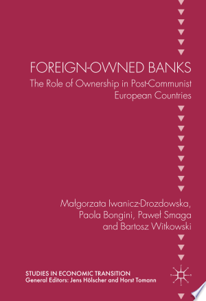 Read Online Foreign-Owned Banks Full Book