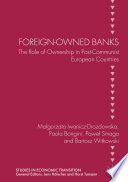 Foreign-Owned Banks