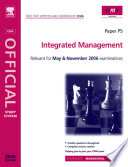 Integrated Management 2006 Pdf/ePub eBook