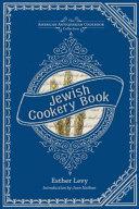 Jewish Cookery Book