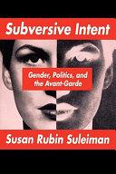 Subversive Intent