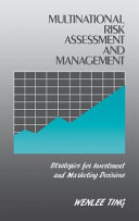Multinational Risk Assessment and Management