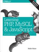 Learning PHP  MySQL   JavaScript
