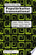 Populärkultur transnational