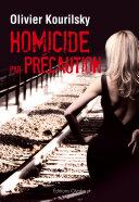 Homicide par précaution