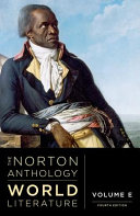 link to The Norton Anthology of World Literature Vol. E in the TCC library catalog