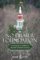 Pdf No Firmer Foundation