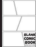 Comics Books blank Comic Book