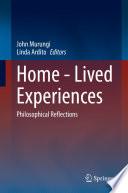 Home   Lived Experiences