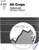 Oil Crops Outlook And Situation Report