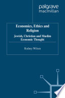 Economics, Ethics and Religion
