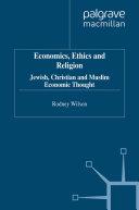 Economics, Ethics and Religion Pdf/ePub eBook
