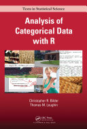 Analysis of Categorical Data with R