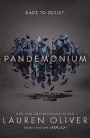 Pandemonium (Delirium Trilogy 2) image