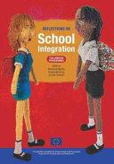 Reflections on School Integration