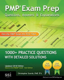 Pmp Exam Prep  Questions  Answers    Explanations  1000  Practice Questions with Detailed Solutions