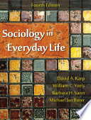 Sociology in Everyday Life Book PDF