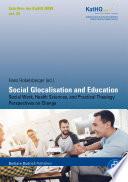 Öffnen Sie das Medium Social Glocalisation and Education von Hobelsberger, Hans [Herausgeber] im Bibliothekskatalog