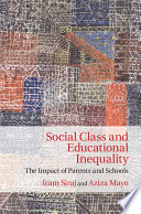 Social Class And Educational Inequality PDF