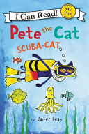 Pete The Cat Scuba Cat