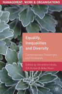 Equality  Inequalities and Diversity