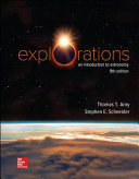 Loose Leaf for Explorations  Introduction to Astronomy Book