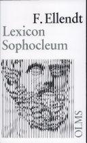 Pdf Lexicon Sophocleum Telecharger