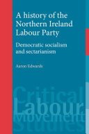 A History of the Northern Ireland Labour Party