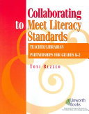 Collaborating to Meet Literacy Standards Book PDF