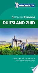 De Groene Reisgids Duitsland Zuid