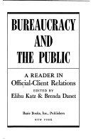 Bureaucracy And The Public