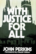 With Justice for All Book