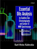 Essential Oils Analysis by Capillary Gas Chromatography and Carbon 13 NMR Spectroscopy