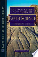 The Facts On File Dictionary Of Earth Science Book PDF