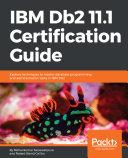 IBM Db2 11 1 Certification Guide