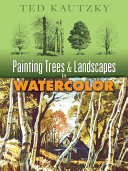 Painting Trees and Landscapes in Watercolor ebook