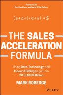 Pdf The Sales Acceleration Formula Telecharger